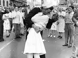 Image result for Sailor in iconic Times Square kissing photo dies at 95