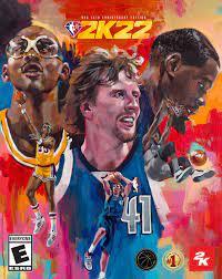 "Shams Charania on Twitter: ""NBA 2K22 ..."