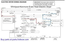 wiring diagrams and schematics fixitnow com samurai appliance whirlpool kenmore even heat dryer schematic diagram motor power circuit highlighted
