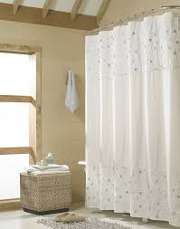 modern fabric shower curtains  home design pictures