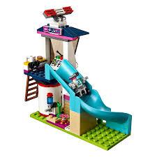 Bộ Lắp Ráp Chuyến Bay Khám Phá Thành Phố Heartlake LEGO FRIENDS 41343 (323  chi tiết) | Thiên Đường COGO Toys