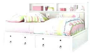 White bookcase storage bed Daybed White Twin Bed With Storage Twin Storage Bed Frame Beautiful Idea White Twin Storage Bed With White Twin Bed With Storage Heathersheridanco White Twin Bed With Storage Inspiring Kids Twin Bed With Storage