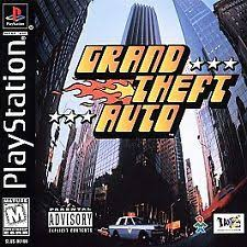 sony playstation 1 games. new listinggrand theft auto (sony playstation 1, 1998) sony playstation 1 games