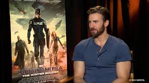 scarlett johansson chris evans fangirls skype videos you sent us your questions via skype video message and the cast of marvel s captain america the winter ier responded