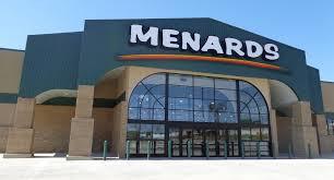 menards operating hours