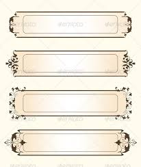 Decorative Text Boxes Images of Retro Text Box Free FAN 95