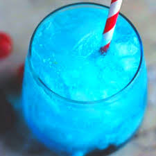 Bucky barnes cocktail (the brooklyn cocktail) giraffes can bake. Sex In The Driveway Bright Blue Cocktail Restless Chipotle