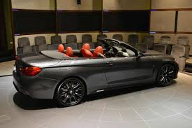 BMW Convertible 4 series bmw convertible : BMW 4-Series Convertible gets the M Performance parts too | BMWCoop