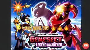 pokemon movie genesect and the legend awakened full movie hd must watch🔥🔥  - YouTube