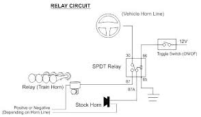 wiring a horn switch wire center \u2022 Craftsman Air Compressor Wiring Diagram air horn compressor relay wiring diagram horn relay wiring diagram rh omniblend pro wiring a horn