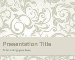 Wedding Powerpoint Background Vintage Powerpoint Templates On Pinterest Templates Frp