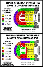 Trans Siberian Orchestra Mohegan Sun Arena
