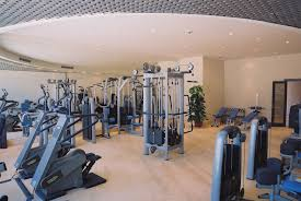 what i want to know is where can i find gyms in nigeria
