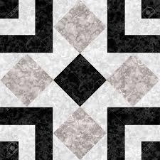 Black And White Flooring Contemporary White Marble Flooring Texture Element Floor Tiles
