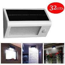 Separated Panel And Stake200 Lumens Solar Inground Lights Wall Solar Wall Lights For Garden