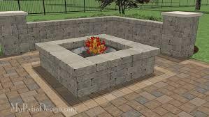 square patio designs.  Square With Our 60 And Square Patio Designs L