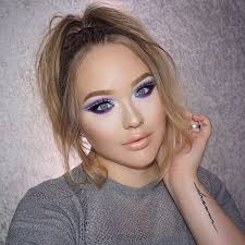 i have been watching nikki tutorials for quite sometime now and she did a cute video where she recreated actress zendaya coleman s makeup look from her