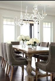 padded dining room chairs tapizadosraga in grey fabric dining room chairs