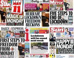 Ideal for catalogues and portfolios. English Newspapers Slammed For Buoyant Front Pages As Death Toll Soars The National
