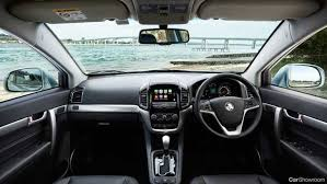 holden new car releaseNews  2016 Holden Captiva Launched