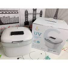 Máy tiệt trùng sấy khô tia UV cao cấp Moaz Bebe MB007