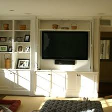 Built-In Wall Unit by Tom Sippel