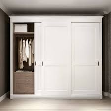 traditional wardrobe solid wood sliding door 15 minacciolo intended for solid wood