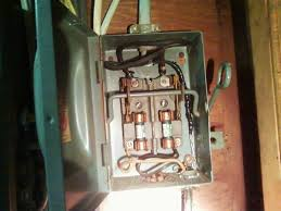 no power to fuse box going to water heater? doityourself com cost to replace fuse box with breaker panel Fuse Box Electricity #25