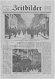 bild rolf benz 240. Zeitbilder, Supplement Of Vossische Zeitung, 11 November 1923, P. 1. Source Bild Rolf Benz 240