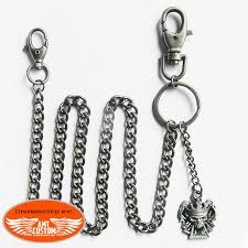There's something for any sports fan Wallet Key Chain Skull Card Game