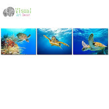 animal canvas wall art decor swimming turtle canvas prints underwater sea wall art decal on sea turtle canvas wall art with animal canvas wall art decor swimming turtle canvas prints