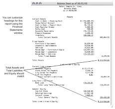How To Create Balance Sheet How To Create Balance Sheet Report Checkmark Knowledge Base