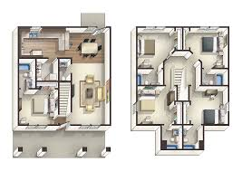 Small 5 Bedroom House Plans 5 Bedroom House Plans 2 Story