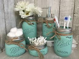 bathroom accessories set walmart. crackle glass bathroom accessories | sets walmart peacock decor set