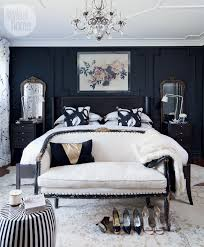 Navy Bedroom Decor Bedroom Style Home And Side Tables