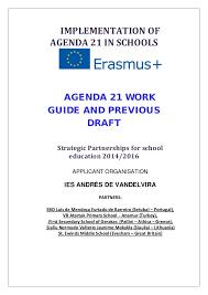 Spain. School Agenda 21