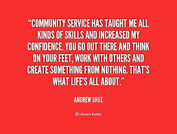 Quotes About Community Extraordinary Quotes About Community Service Delectable 48 Best Community Service