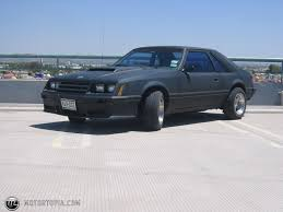1982 Ford Mustang GT id 2007