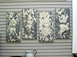 vintage tin ceiling tiles best of wall art antique ceiling tin tiles distressed vintage decor on vintage ceiling tile wall art with picture 3 of 50 vintage tin ceiling tiles best of wall art antique