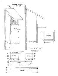 wren bird house plans. Wren Bird House Plans Modern Sparrow Birdhouse Free Martin Flicker