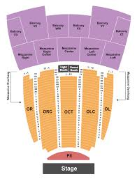 Braden Auditorium Seating Chart Dance