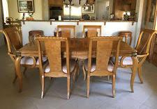 bernhardt furniture dining room. Bernhardt Furniture Burlwood Dining Room Set
