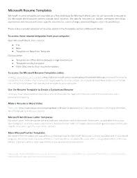 Curriculum Vitae Examples Download Formal Resume Template Best Cv Download