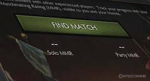 i started playing mmr dota 2 dotammr