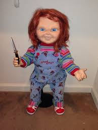 life size chucky doll e bay auction chucky doll childs play 2 life size nib