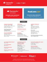 santander payoff directory santander consumer usa