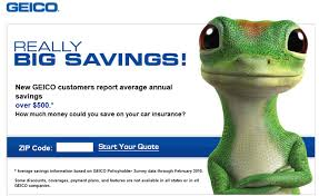 Geico Quote Number