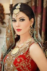 stani and indian bridal dulhan