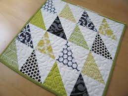 Simple Triangle Block Sew-Along | Sew Mama Sew & If you've never made a triangle block, this simple half-square triangle is  a great place to start! Making the blocks a bit larger and then trimming  them ... Adamdwight.com