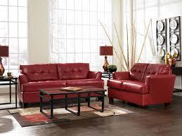 Durablend Scarlet Sofa & Loveseat sofa loveseat livingroom